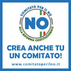 Crea anche tu un comitato! www.comitatoperilno.it